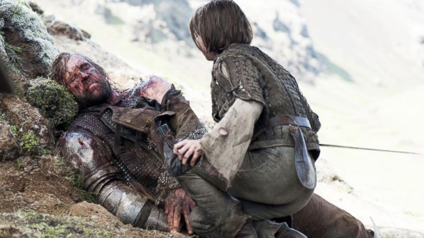 PHOTO: Game of Thrones Deaths