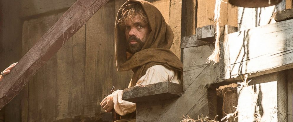 "PHOTO: Peter Dinklage as Tyrion Lannister in ""Game of Thrones."""