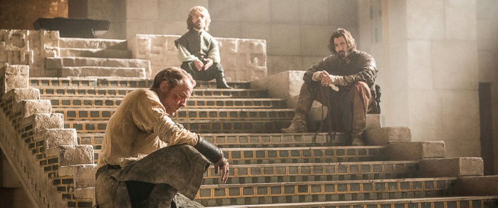 """PHOTO: A scene from the """"Game of Thrones"""" Season 5 finale, """"Mothers Mercy,"""" which aired June 14, 2015 on HBO."""
