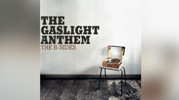 PHOTO: The Gaslight Anthems new album, The B-Sides.