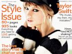 PHOTO: Taylor Swift appears on the cover of the November 2013 issue of British Glamour.