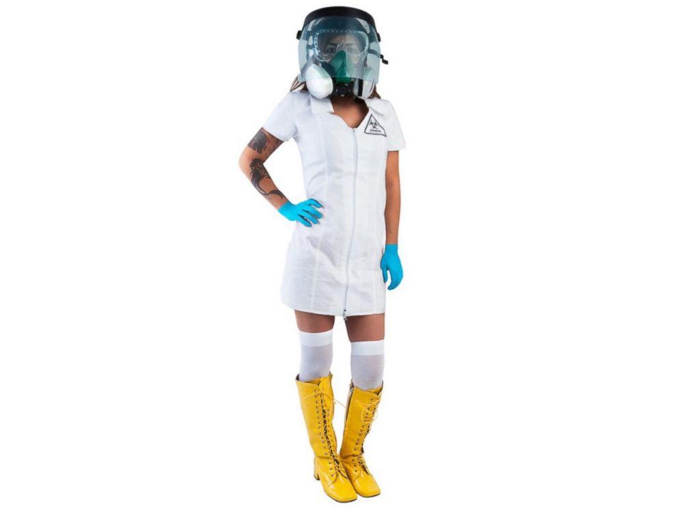 photo costumeishs sexy ebola costume