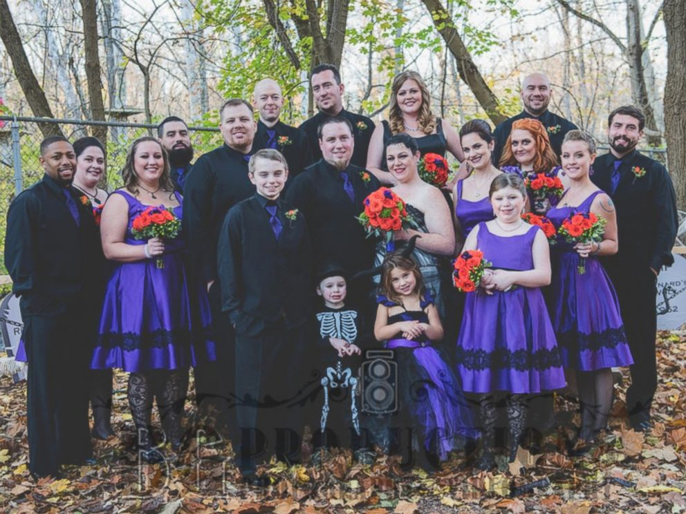 Halloween Bride Plans Spooky Birthday Party To Rival Witching