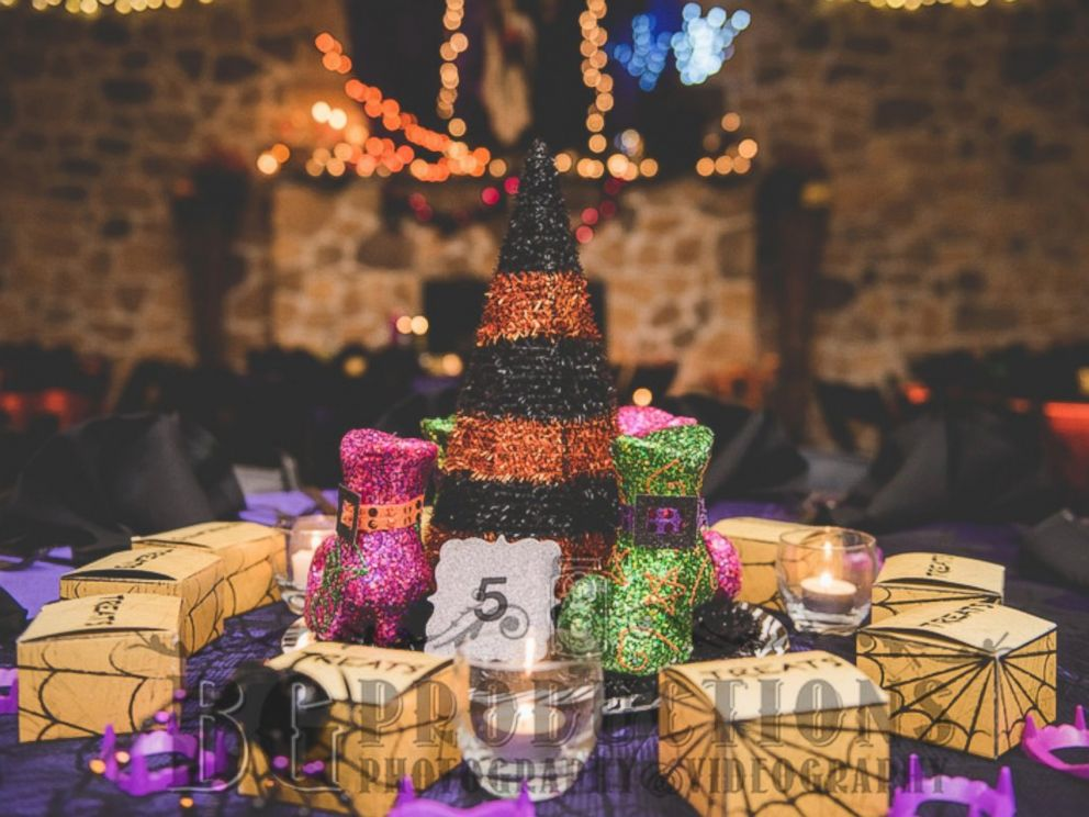 Halloween Bride Plans Spooky Birthday Party To Rival