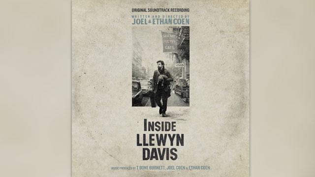 PHOTO:Inside Llewyn Davis: Original Soundtrack Recording.