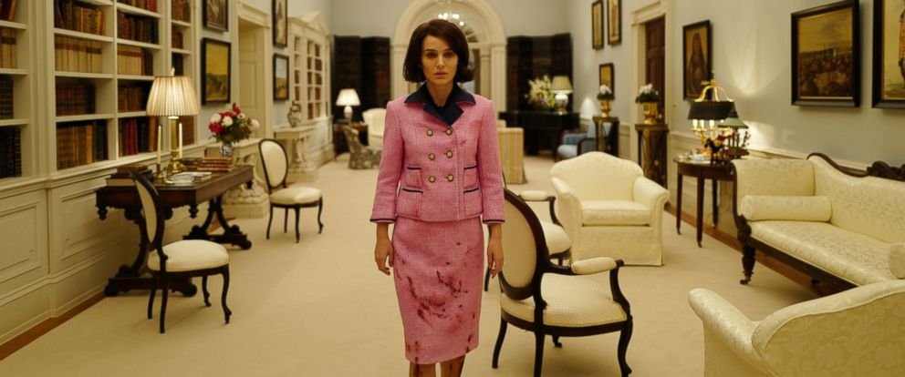 "PHOTO: Natalie Portman as Jackie Kennedy in ""Jackie."""