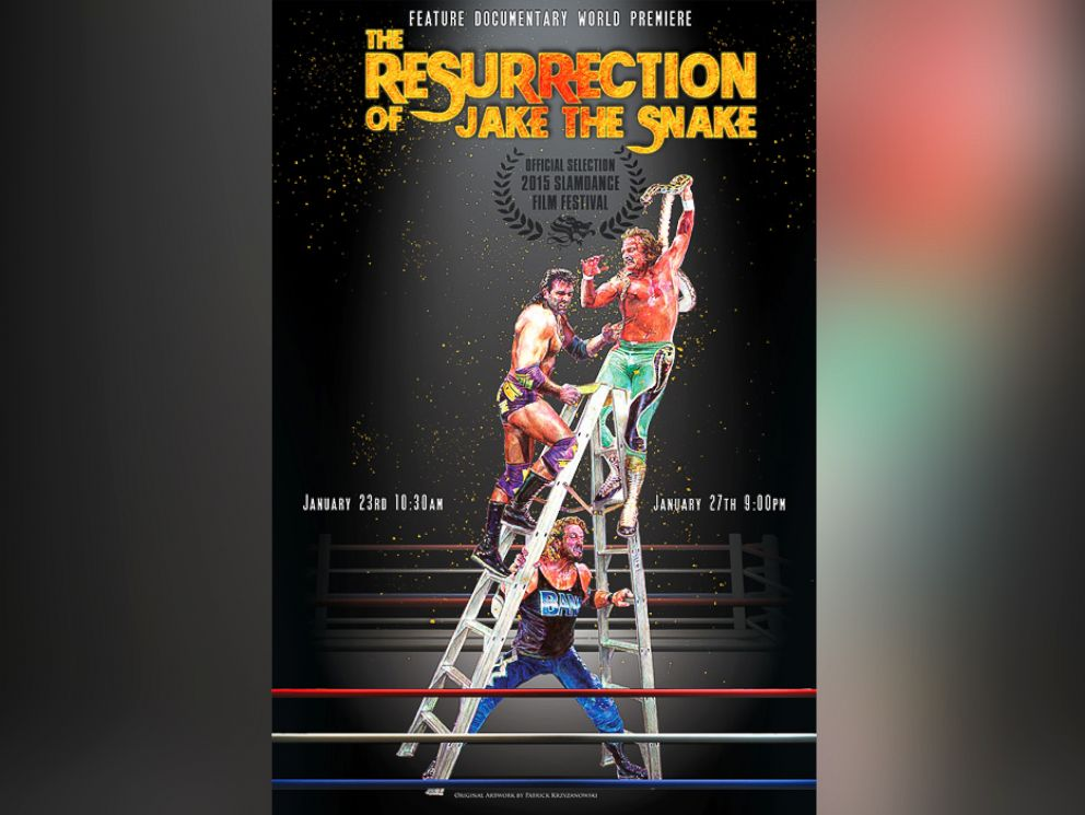 PHOTO: The Resurrection of the Jake The Snake.
