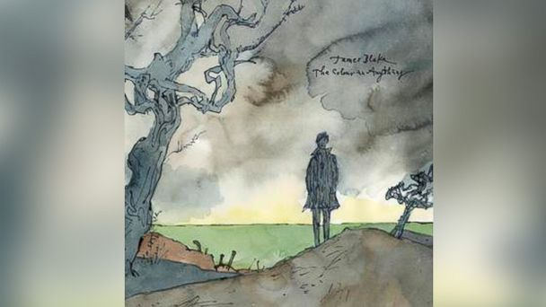 "PHOTO: James Blake - ""The Colour In Anything"""