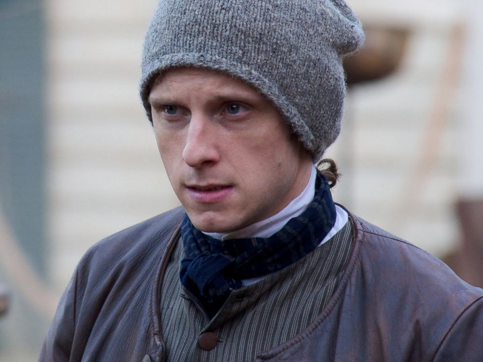 PHOTO: Jamie Bell as Abe Woodhull