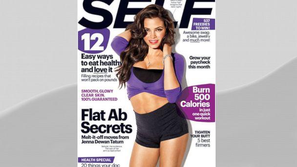 PHOTO: Jenna Dewan is Selfs November cover girl.