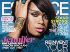 PHOTO: Jennifer Hudson stuns on the cover of the January issue of Essence magazine.