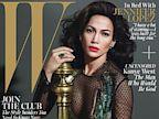 PHOTO: Jennifer Lopez graces the cover of W magazine.