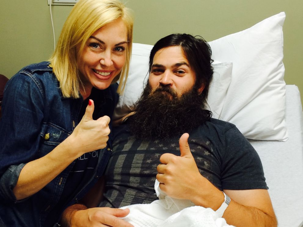 I Thought I Was A Goner Duck Dynasty Star Jep Robertson Says After Seizure Abc News
