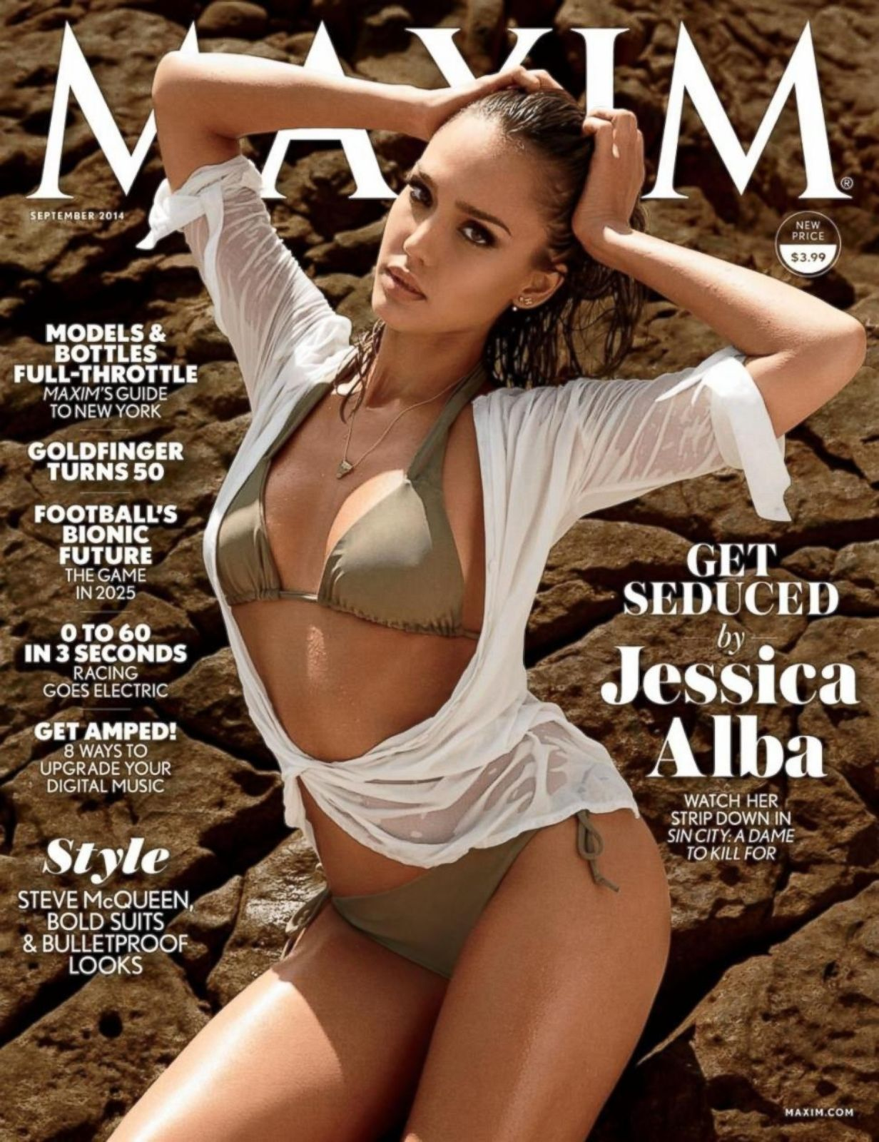 Julia Louis-Dreyfus Naked Rolling Stone Cover Has A