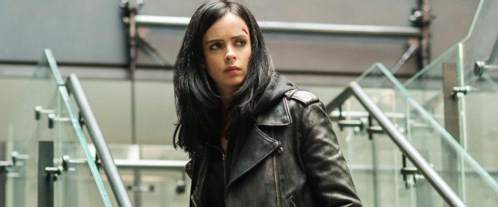"""PHOTO: Krysten Ritter is Jessica Jones in the Netflix original series """"Marvels Jessica Jones."""""""