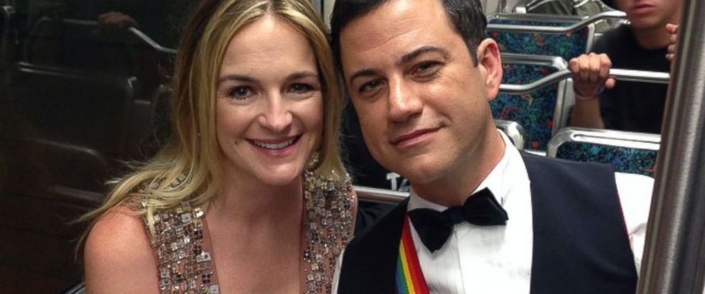 PHOTO: Jimmy Kimmel posted this photo to his Instagram, Aug. 25, 2014.