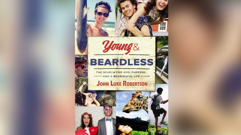 """""""Young & Beardless"""" by John Luke Robertson"""