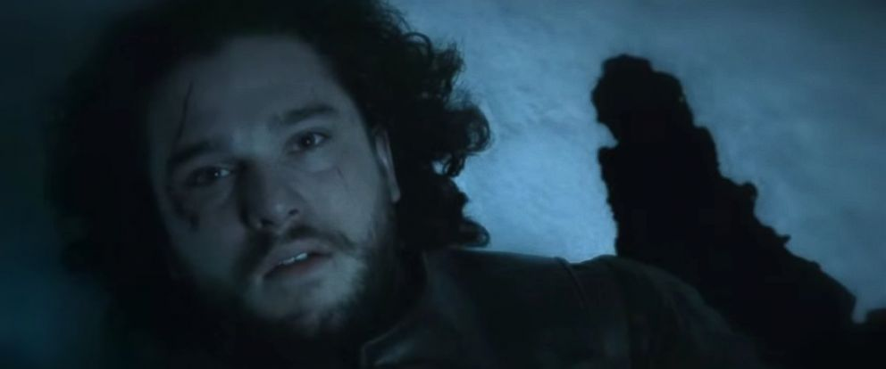 PHOTO: Kit Harrington as Jon Snow, in the HBO show Game of Thrones.