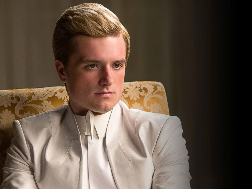 PHOTO: Josh Hutcherson as Peeta in Hunger Games: Mocking Jay - Part 1.