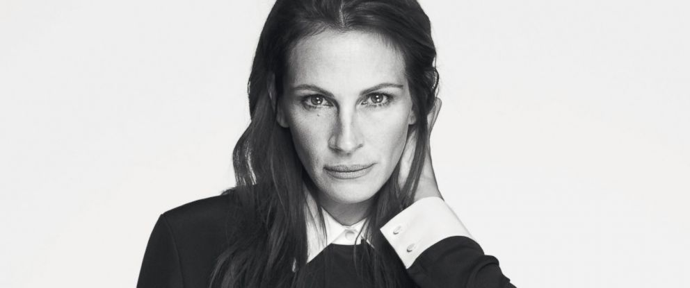 PHOTO: Julia Roberts is the new spokesmodel for Givenchy.
