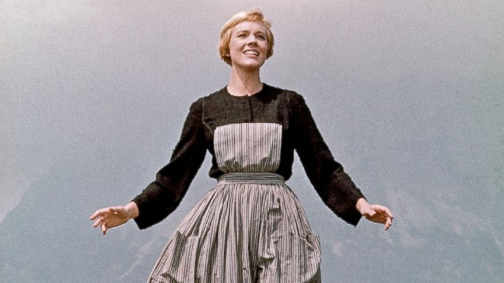 Julie Andrews On New Mary Poppins Possible Sound Of Music Remake Abc News