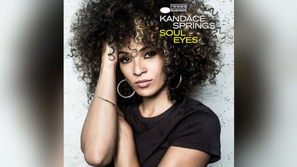 "PHOTO: Kandace Springs - ""Soul Eyes"""