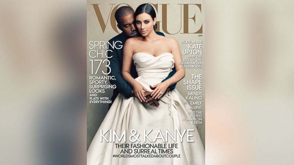 Best Quotes From Kim Kardashian And Kanye West S Vogue Cover