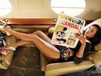 PHOTO: Kerry Washington as shown in Glamour.