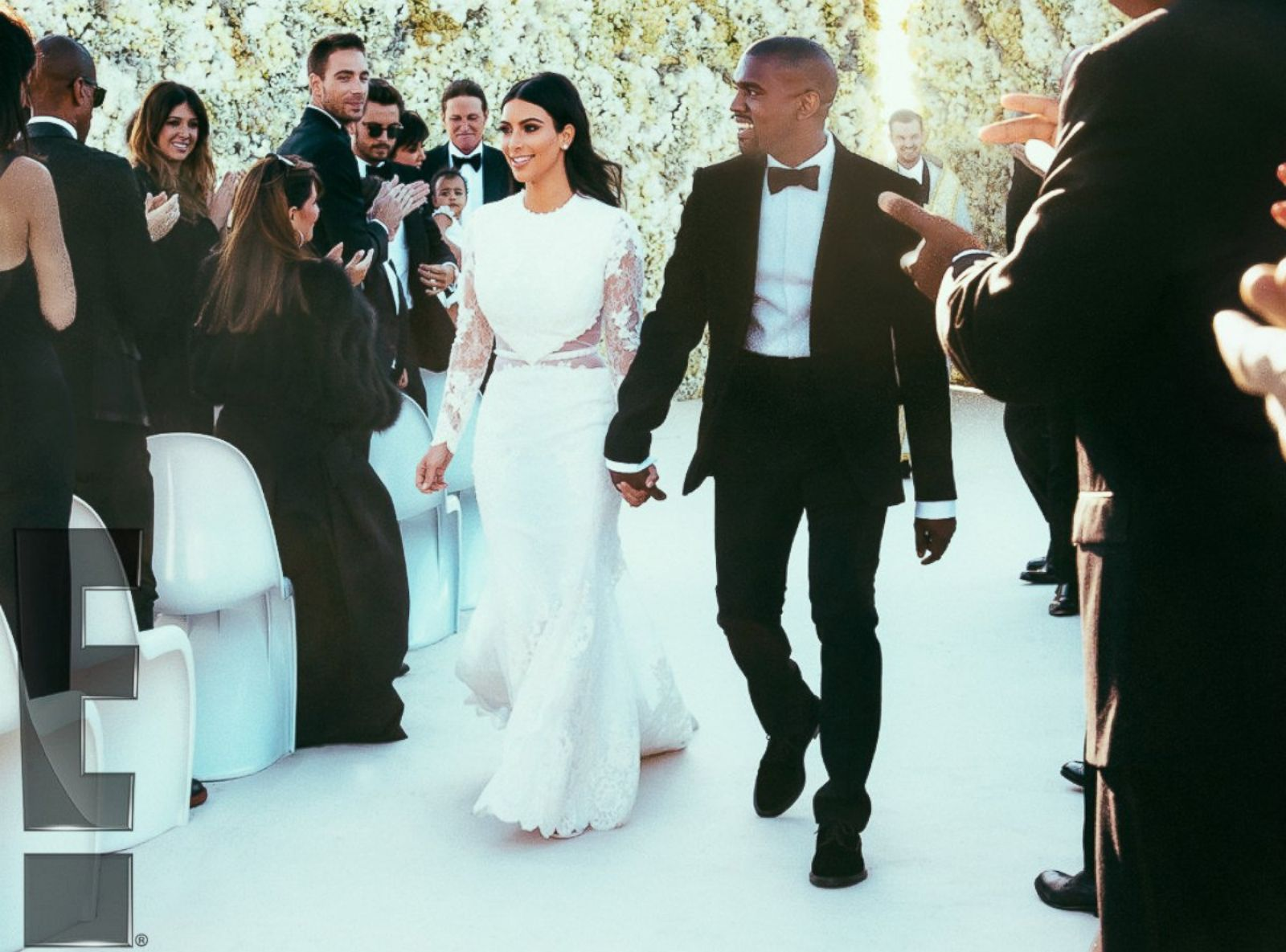 Kim Kardashian and Kanye West's Wedding: All the Best Photos from ...