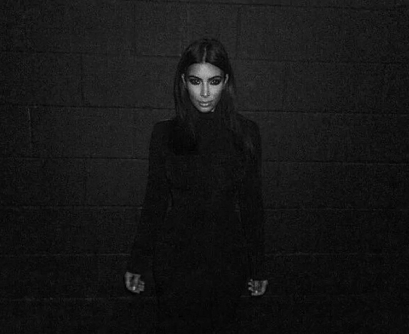 22cbe735ae Kim Kardashian Through the Years Photos - ABC News