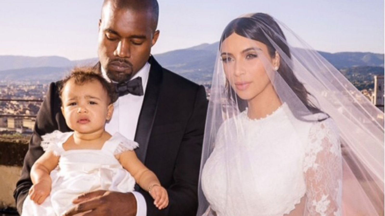 Tracking Kim Kanyes Wedding Extravaganza
