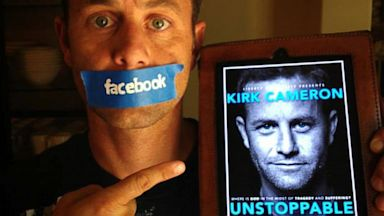 PHOTO: Kirk Cameron posted this photo on Facebook