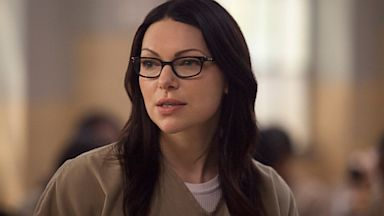 "PHOTO: Laura Prepon stars in ""Orange is the New Black"" on Netflix."