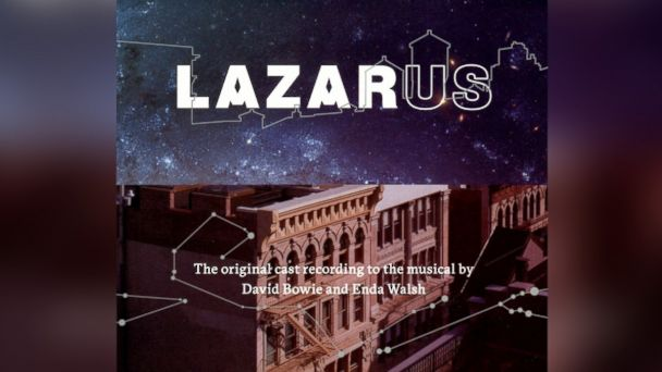 "PHOTO: Various Artists - ""Lazarus (Original Cast Recording)"""