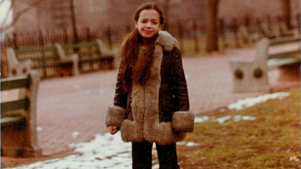 Leah Remini is seen here in this undated childhood photo.