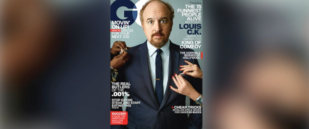 Louis Ck And His Young Daughters Make A Lot Of Dark Jokes