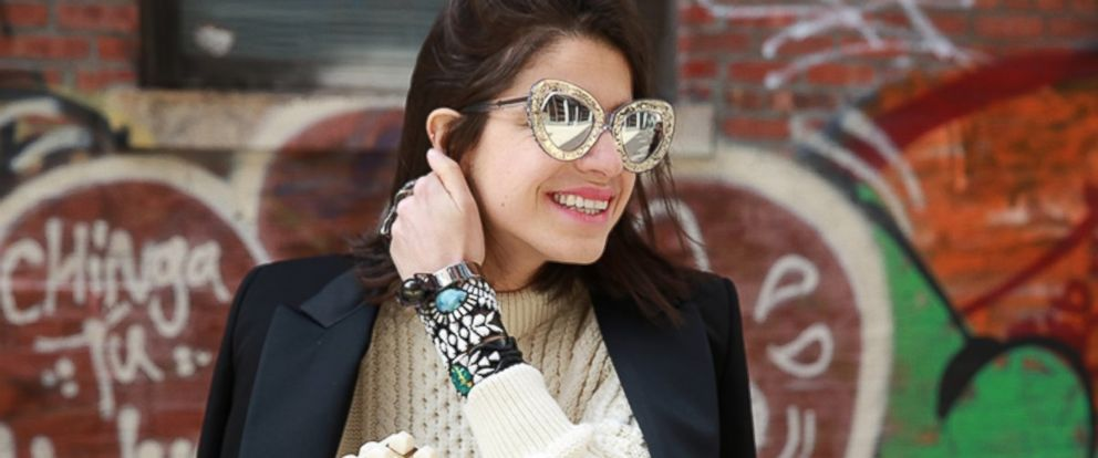 PHOTO: Leandra Medine, a 25-year-old fashion blogger who created ManRepeller.com, is daring women to wear bold clothing loud and proud.