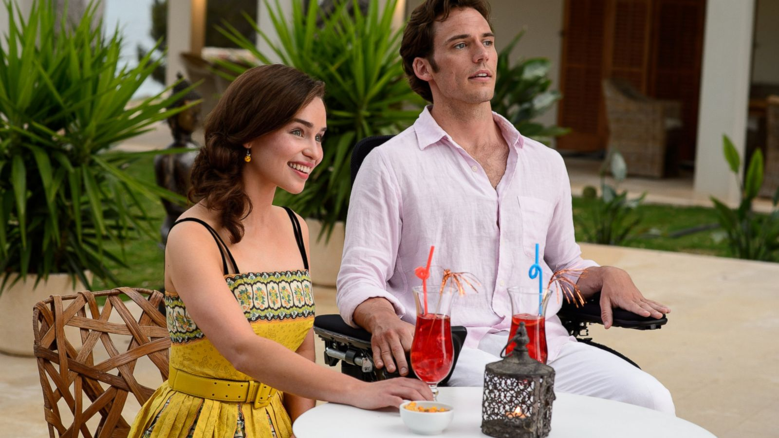 Emilia Clarke Will Break Your Heart in 'Me Before You' - ABC News