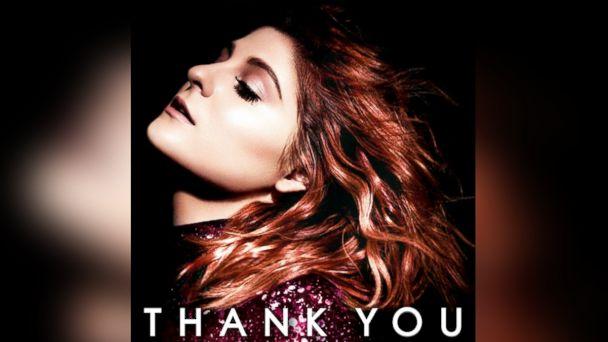 "PHOTO: Meghan Trainor - ""Thank You"""