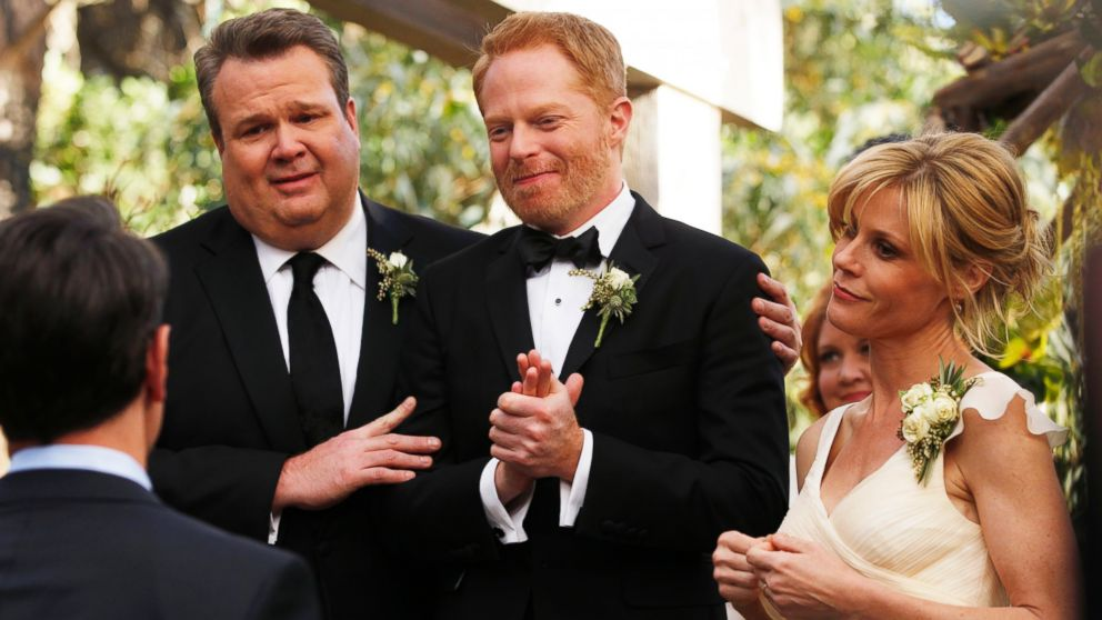 Is cam gay on modern family