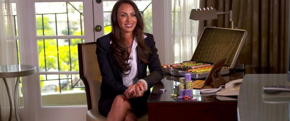PHOTO: Molly Bloom was a Hollywood poker madam who lured the rich and famous to her table