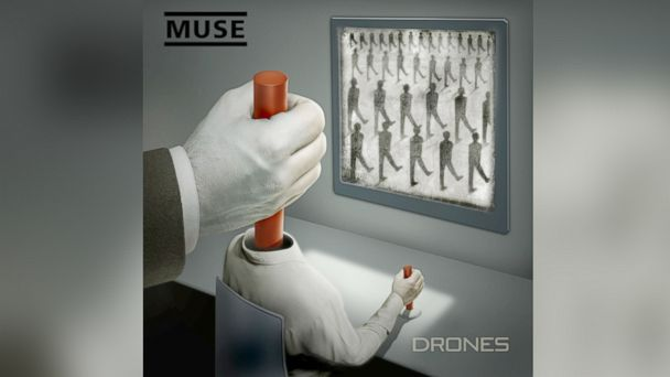 PHOTO: Muse - Drones