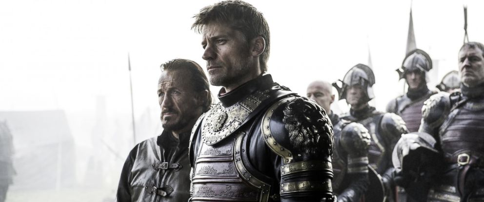 """PHOTO: Nikolaj Coster-Waldau portrays the character Jaime Lannister in """"Game of Thrones."""""""