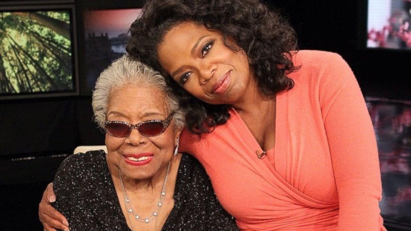 Oprah Winfrey Remembers Her Mentor Maya Angelou - ABC News