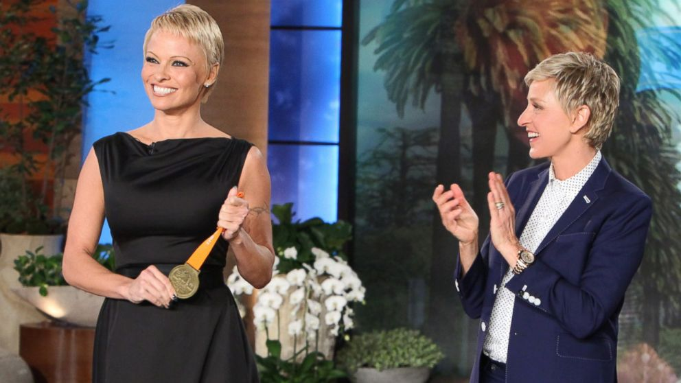 Pamela Anderson Sees Her Pixie Cut As A Fresh Start Abc News