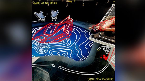 PHOTO: Panic At The Disco - Death of a Bachelor