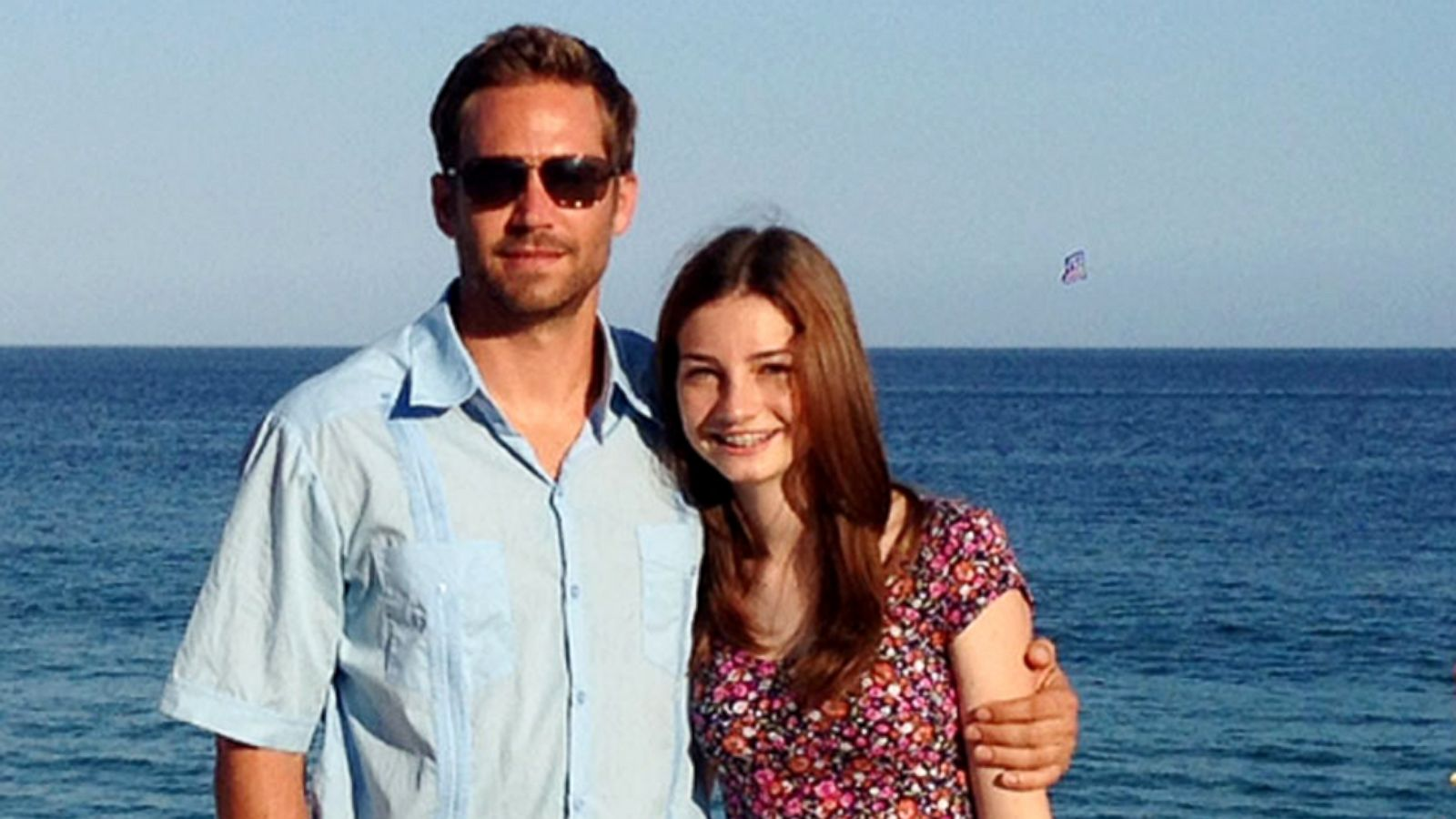 Pictures daughter with paul walker