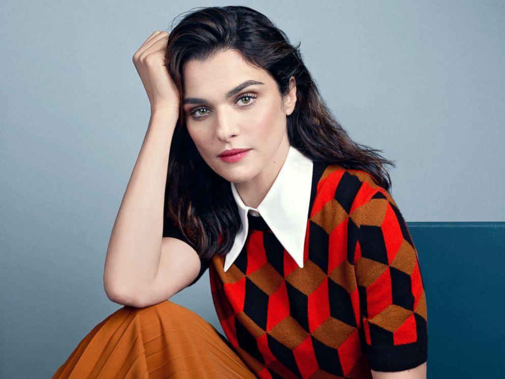 PHOTO: Rachel Weisz in MORE magazine.