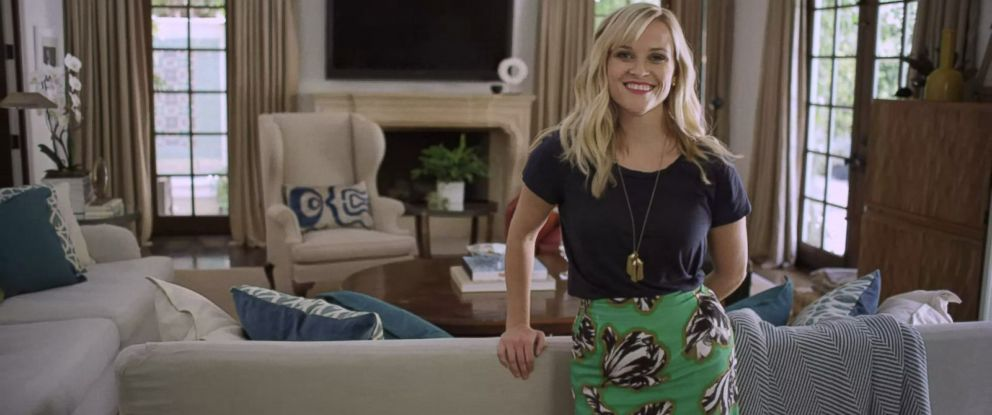 PHOTO: Reese Witherspoon speaks to Vogue in a video published Sept. 29, 2014.