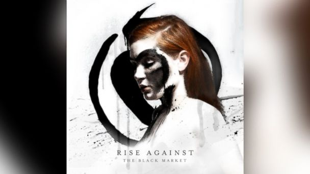 "PHOTO: Rise Againsts ""The Black Market."""
